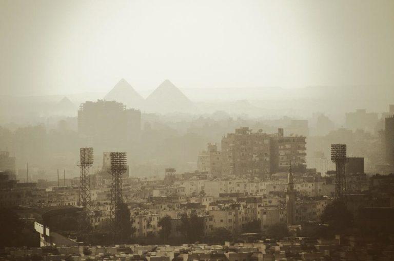 inquinamento della città